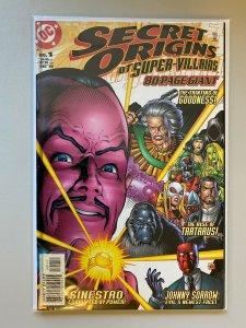 Secret Origins of Super Villains 80-Page Giant #1 6.0 FN (1999)