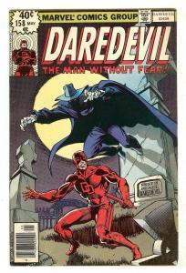 Daredevil 158   Frank Miller art begins