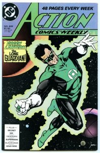 Action Comics Weekly 608 Jul 1988 NM- (9.2)
