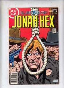 Jonah Hex #16 (Sep-78) FN Mid-Grade Jonah Hex