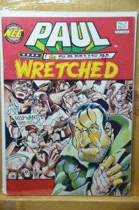 Paul the Samurai #3 (1991) VF+