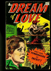 Dream of Love #9- IW reprint- Boxing cover- Dr Anthony King Love Doctor VG