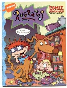 Rugrats Comic Adventures Vol 2 #4 1999- Nickelodeon FN