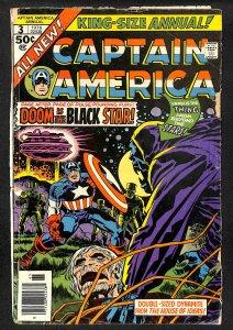 Captain America Annual #3 (1976)