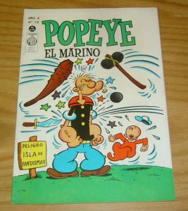 Popeye (Pasa) #15 FN; Editorial Lord Cochrane | save on shipping - details insid