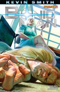 Bionic Man (Vol. 1) #7A VF/NM; Dynamite | save on shipping - details inside