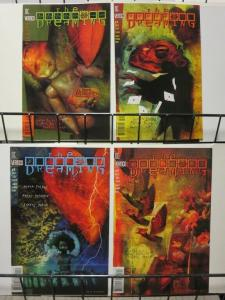 DREAMING (1996 VERTIGO) 9-12 Weird Romance complete!