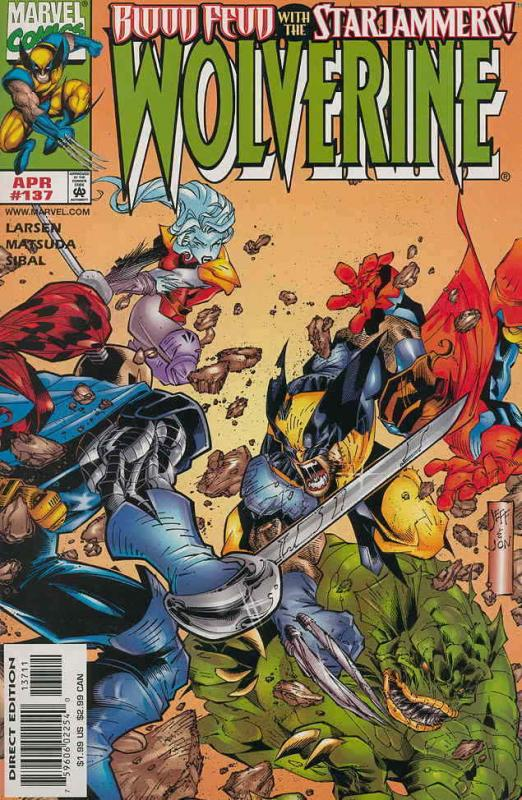 Wolverine #137 VF/NM; Marvel | save on shipping - details inside