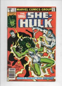 SHE-HULK #12 13 14, FN+, 3 issues in all, 1980 1 more Marvel in store