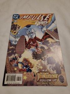 Impulse 61 Near Mint- Cover by Ethan Van Sciver