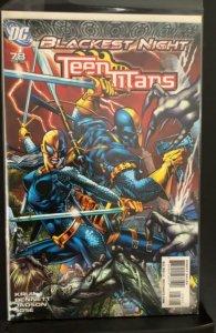 Teen Titans #78 (2010)