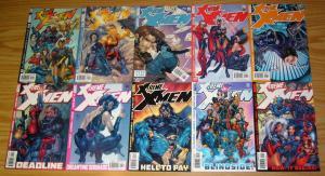 X-Treme X-Men #1-46 VF/NM complete series + annual - chris claremont - larroca