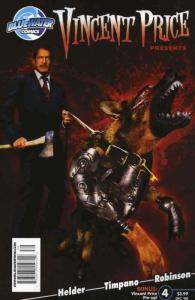 Vincent Price Presents #4 VF/NM; Bluewater | save on shipping - details inside