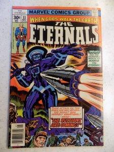 ETERNALS # 11 MARVEL GODS MOVIE ACTION ADVENTURE