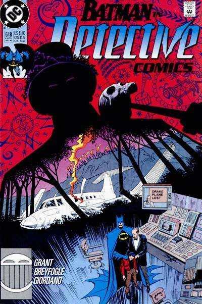 Detective Comics (1937 series) #618, NM- (Stock photo)