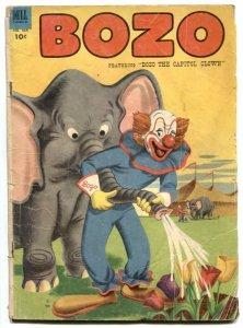Bozo the Capitol Clown -Four Color Comics #464 1953 G