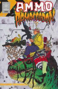 Ammo Armageddon #1 VF; Atomeka | save on shipping - details inside
