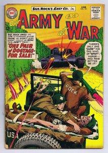 Our Army at War #131 ORIGINAL Vintage 1963 DC Comics Sgt Rock