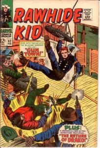 RAWHIDE KID (1960-1979) 62 FN Feb. 1968 COMICS BOOK