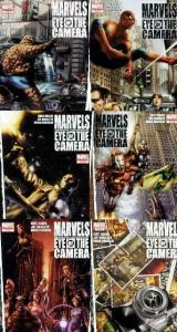 MARVELS EYE OF THE CAMERA (2009) 1-6  COMPLETE SERIES!