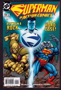 Action Comics #734    9.2 NM-