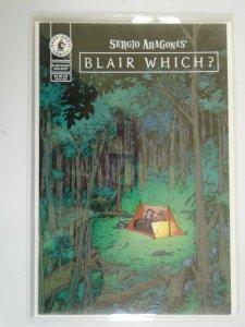 Blair Which? #1 NM (1999 Dark Horse)