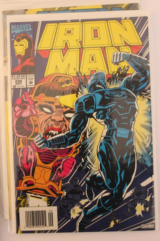 Iron Man 296  9-4-nm