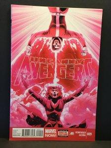 Uncanny Avengers #9 (2013)