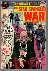 STAR SPANGLED WAR STORIES #163-1972-DC WAR COMIC-BRONZE AGE-VG VG