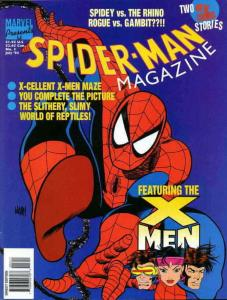 Spider-Man Magazine #3 FN; Marvel | save on shipping - details inside
