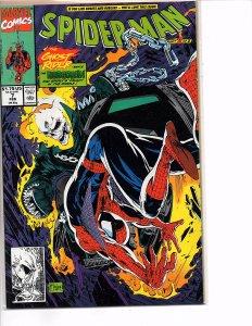 Marvel Comics Spider-Man #7 Todd McFarlane Story & Art Ghost Rider Hobgoblin