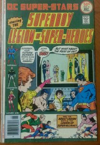 DC SUPERSTARS #3, FN, Superboy, Legion, DC, 1976, more in store