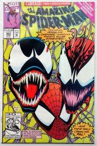 The Amazing Spider-Man #363 (NM-)(1992)