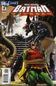 Batman Odyssey (Vol. 2) #4 VF/NM; DC | save on shipping - details inside