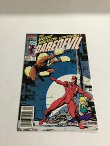 Daredevil 238 Vf Very Fine 8.0 Marvel