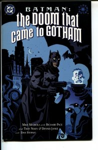 Batman: The Doom That Came To Gotham-Book1-Paperback