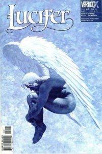 Lucifer (2000 series) #40, NM (Stock photo)