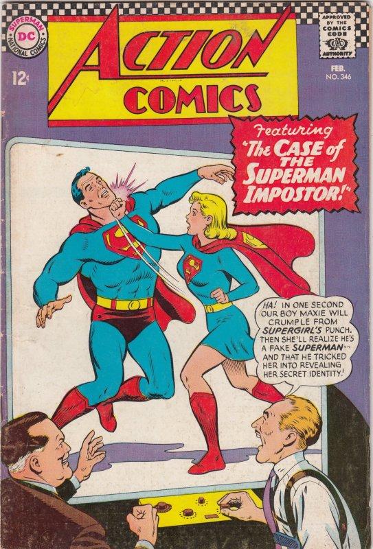 Action Comics #346 (1967)