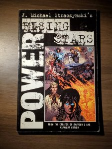 Rising Stars TP VOL 01: Power (2002) - Used, Good/FR