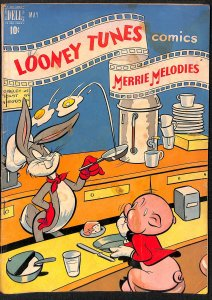 Looney Tunes and Merrie Melodies #91 VG+ 4.5
