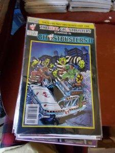 Ghostbusters II #1 (1989)