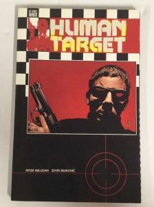 Human Target TPB NM Near Mint DC Comics Vertigo Peter Milligan