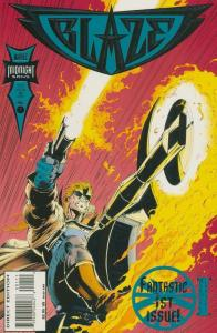 BLAZE (1994) 1-4  Ghost Rider Rides Again!!!!