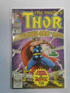 Thor #400 8.0 VF (1989 1st Series)