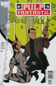 PULP FANTASTIC (2000) 1-3  HOWARD CHAYKIN