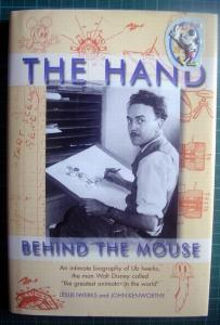 The hand behind the mouse Ube Iwerks + VHS gift