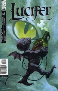 Lucifer (Vertigo) #28 VF; DC/Vertigo   save on shipping - details inside