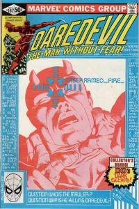 Daredevil (1964 series) #167, VF (Stock photo)