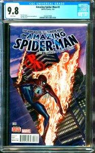 Amazing Spider-Man #3 CGC Graded 9.8