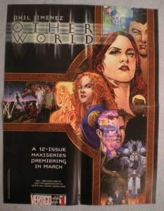 OTHER WORLD Promo Poster, 17 x 22, 2005, Unused, more in our store